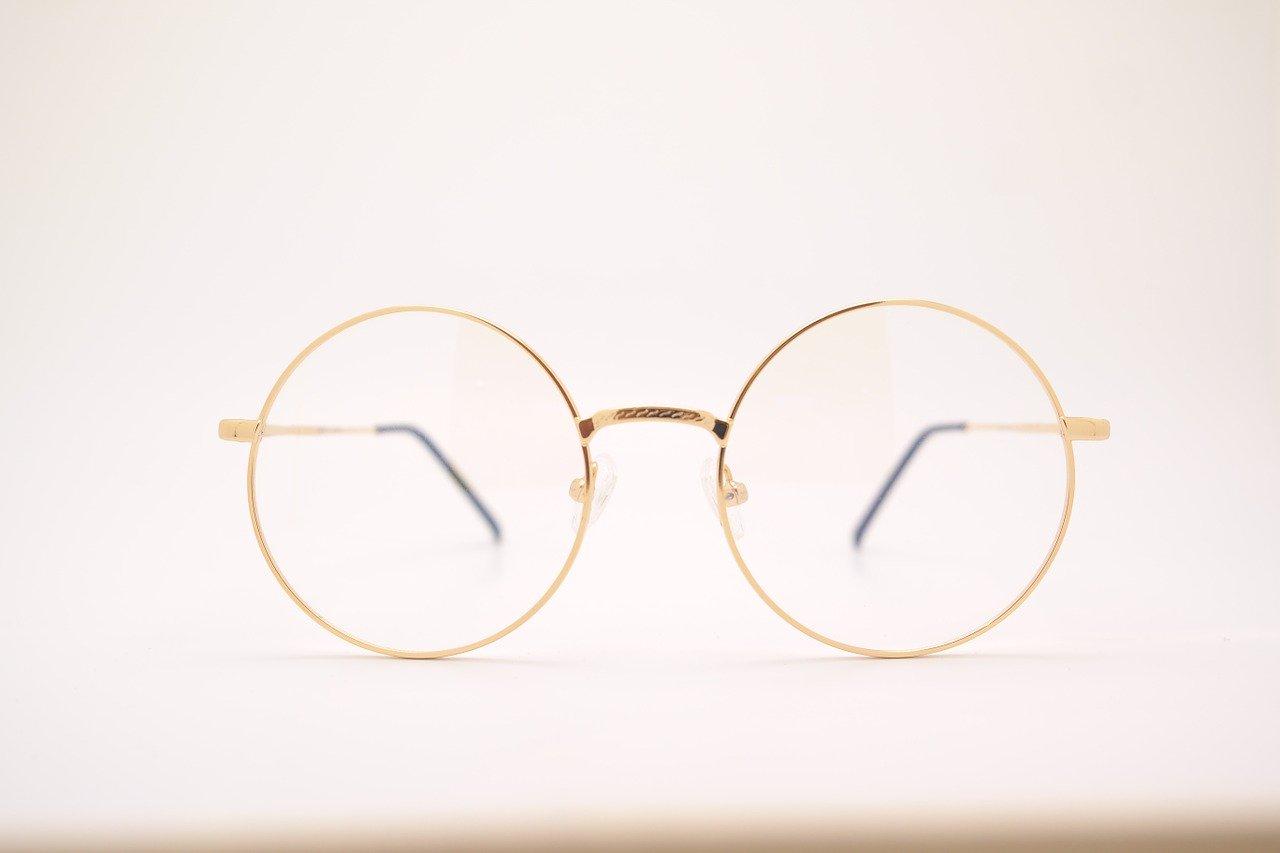 幸せメガネ
