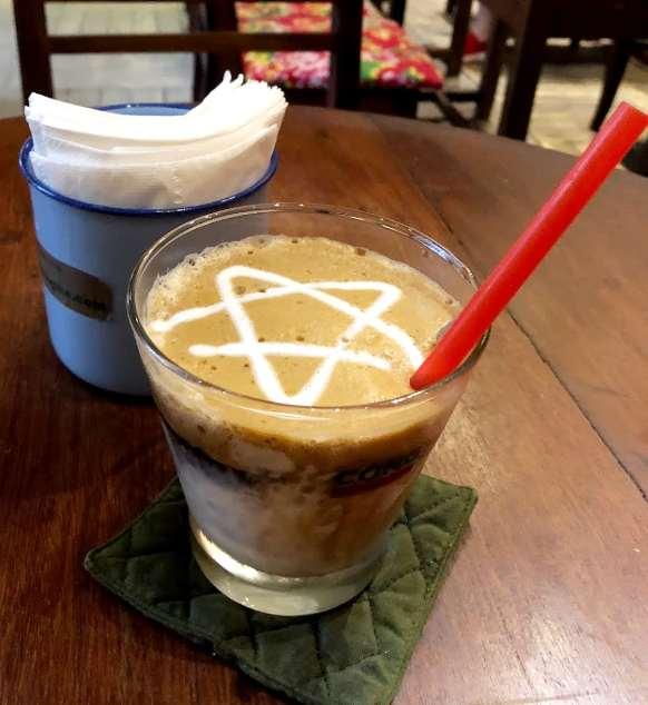 ヨーグルト・コーヒー